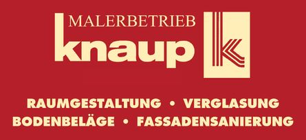 Logo Malerbetrieb Knaup